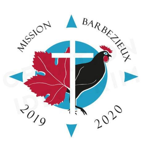 Logo pour un événement paroissial