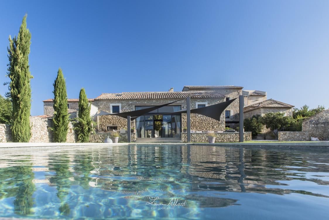 Reportage immobilier dans le Luberon