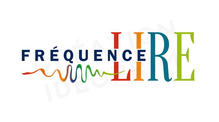 Logo Fréquence Lire par IDEOprim
