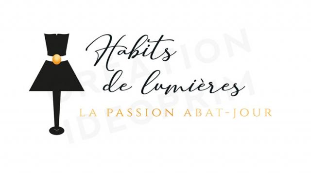 Logo Habits de Lumières par IDEOprim