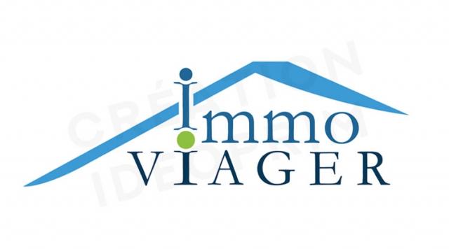 Logo Immoviager par IDEOprim