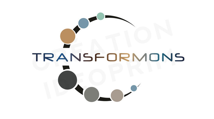 Logo Transformons par IDEOprim