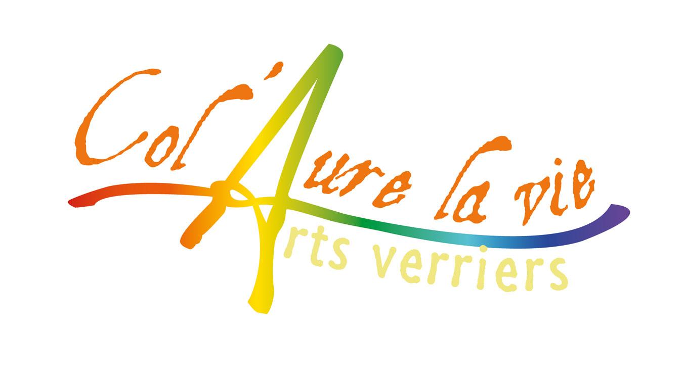 Artiste et artisan maître verrier, Laure Rondeau