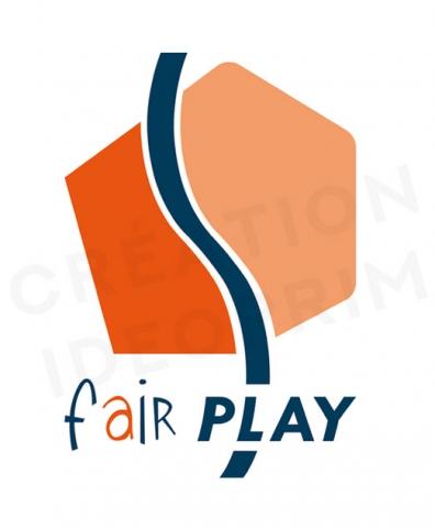 Logo pour le BTP : Fair Play
