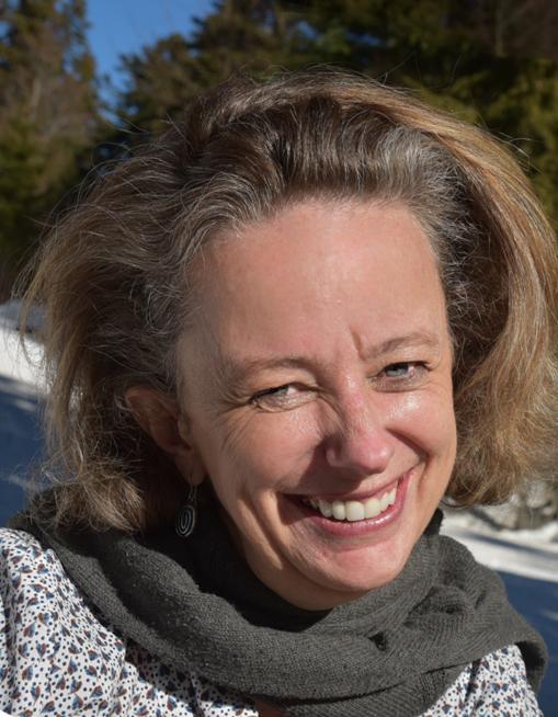 Laure Allard, graphiste à Valence